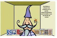 Pequeños Investigadores: Jugamos con los cuadros de Paul Klee