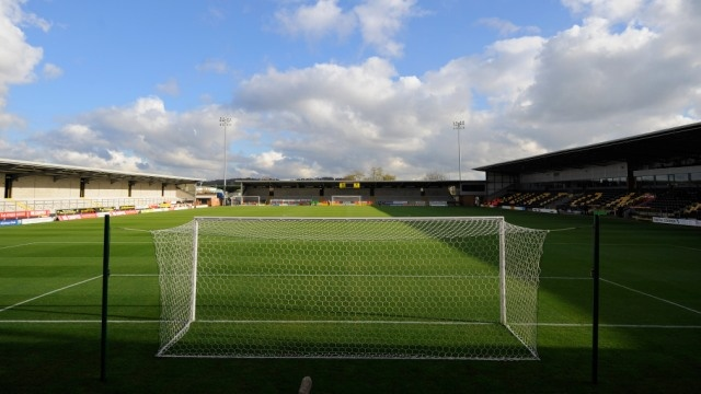 The Pirelli Stadium-Burton Albion