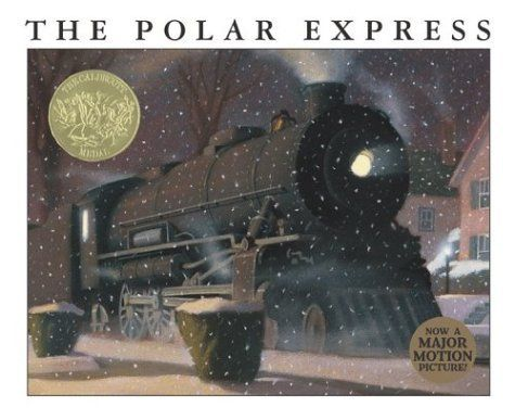 Christmas - books: The Polar Express, Christmas Time, Reading, Vans Allsburg, Chris Vans, Christmas Book, Christmas Movie, Polarexpress, Children Book