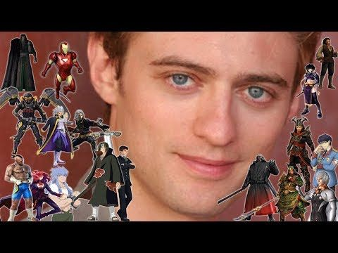 "The Many Voices of ""Crispin Freeman"" In Video Games - YouTube"