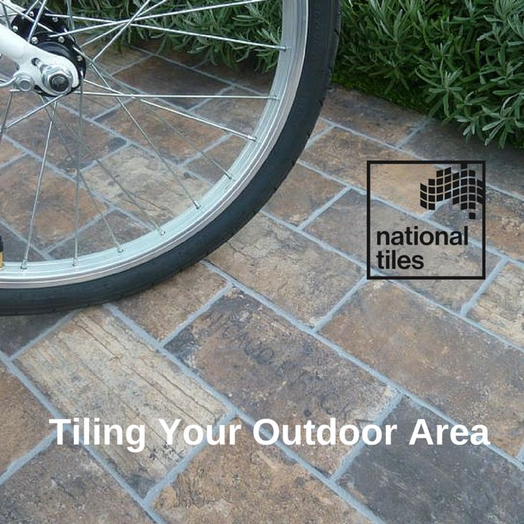 For your outdoor area, start with a clean and level surface. Remove any weeds and unwanted matter, then choose your style. If you're after a rustic country inspired look, brick or stone tiles would be perfect for you. And remember to lay the same timber look tiles throughout your home to give the illusion of a larger living and entertaining area. #DesignTip #NationalTiles #WeveGotItCovered #tiling #floortiles #walltiles #bathroomtiles #homeinspo #homerenovation #interiordesign