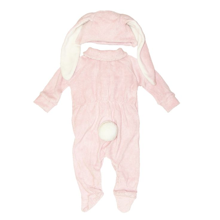 Lovely baby and toddler bunny costume for girls. Bunny tail cuteness. $79