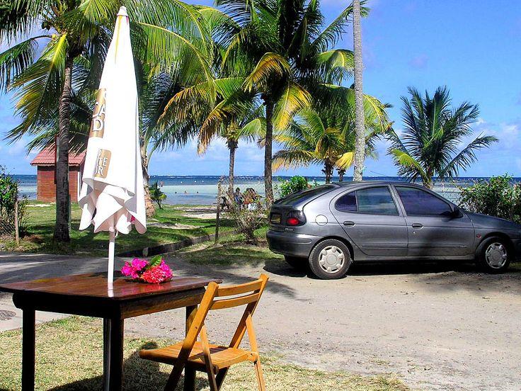 Martinique  Le Titiris Restaurant  Baie de Massy - Massy