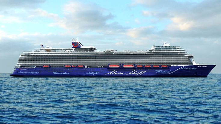 Today at a German shipyard construction officially began on TUI Cruises new generation Mein Schiff 1. #cruise #tuicruises #travel #cruiseship
