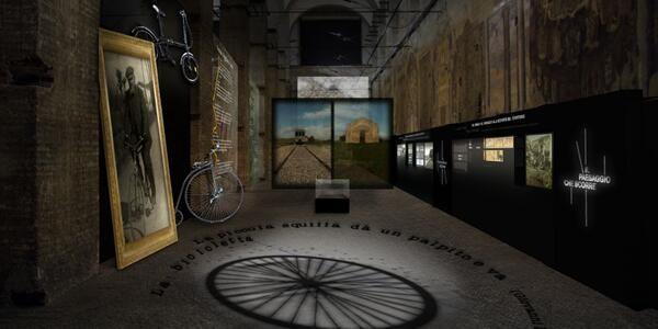 """#art """"In viaggio con l'Italia"""" mostra del Touring Club Italiano a Palazzo della Ragione  www.touringclub.it 13 marzo - 25 maggio 2014"""
