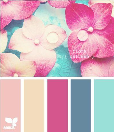 5 Combinaciones perfectas para decorar en rosa | Decoración
