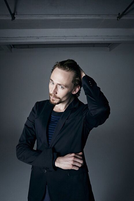 Tom Hiddleston by David Venn. Via elfpunk tumblr.