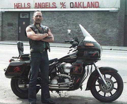 #sonny barger#hells angels