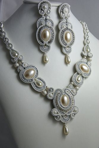 Bridal Soutache Set