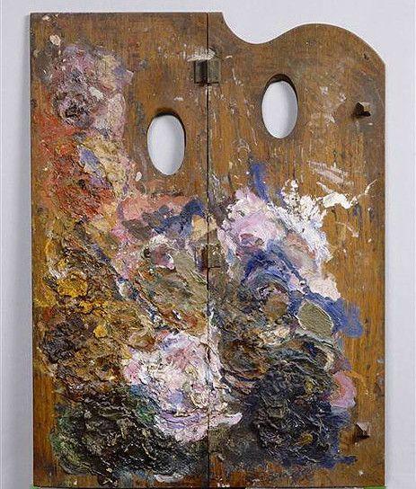 Paul Gauguin's palette