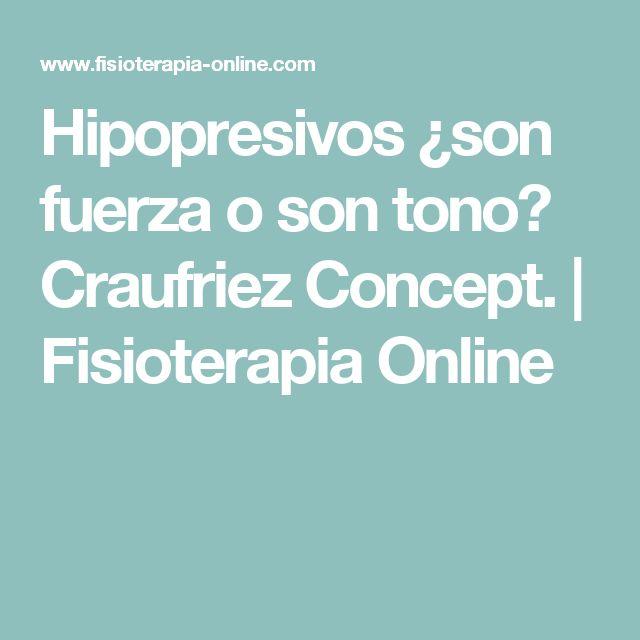 Hipopresivos ¿son fuerza o son tono? Craufriez Concept. | Fisioterapia Online
