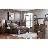 Pieceworks Panel Storage Bedroom Set by Broyhill Furniture (4546 BR)