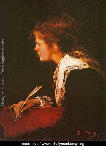 Munkácsi Mihály Study of Eve for