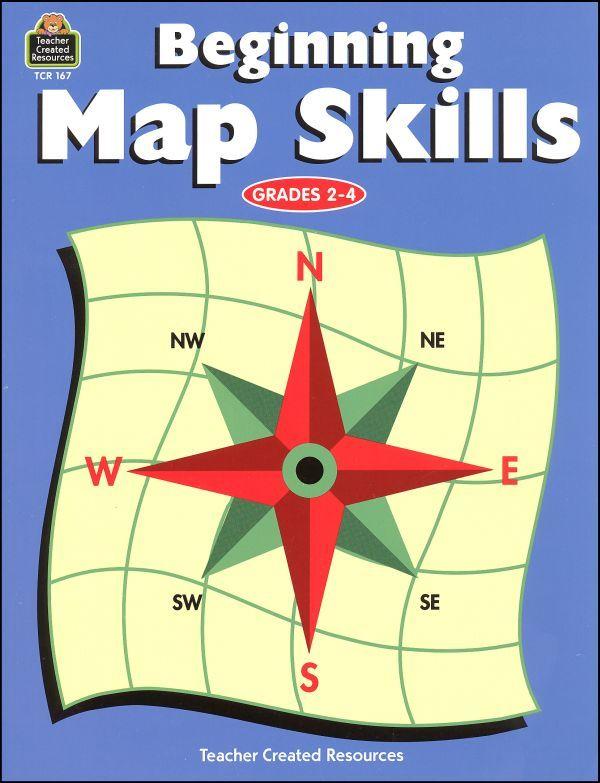 Best Map Skills Images On Pinterest Map Skills Teaching - Skills worksheet map skills us crops