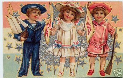 free vintage 4th of july images