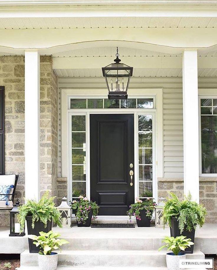 37 best Éclairage extérieur images on Pinterest Front porches, Ad