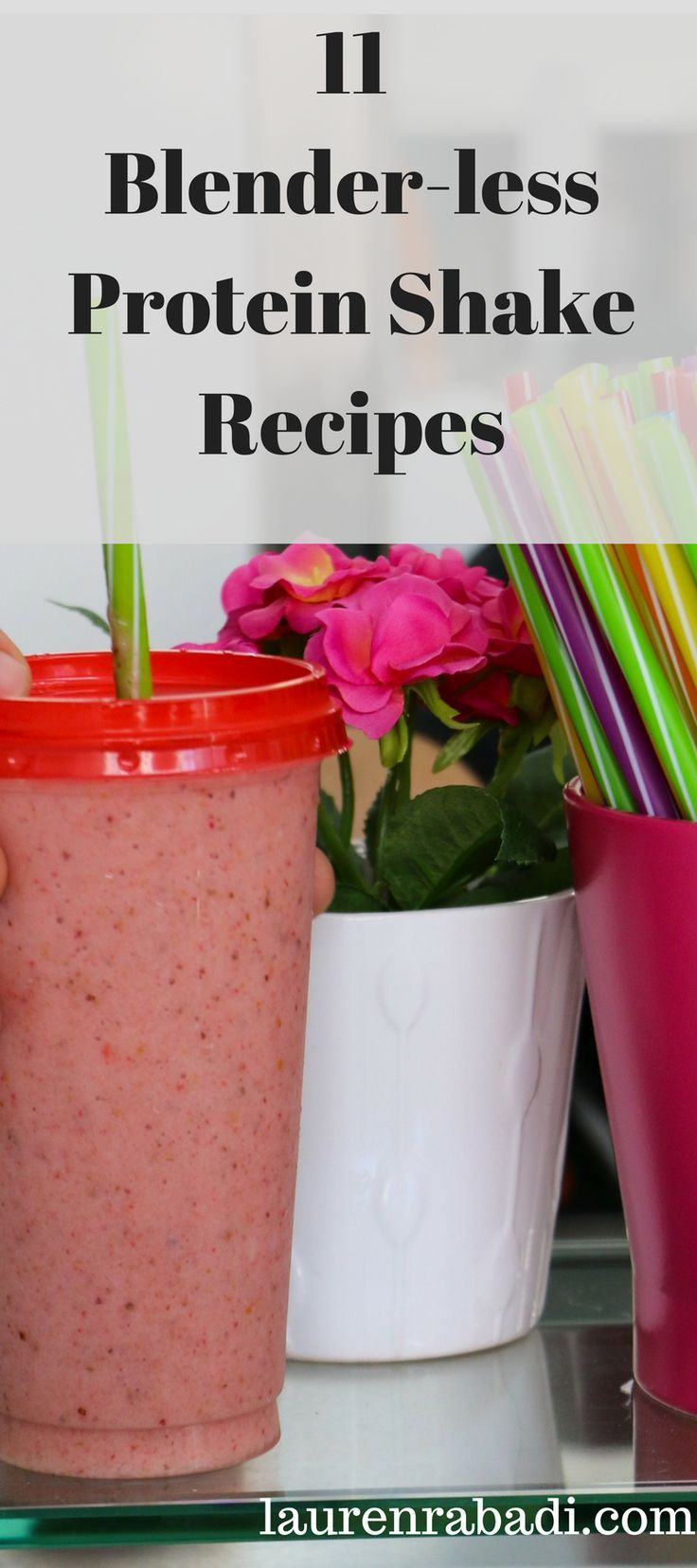 11 Blender-less Protein Shake Recipes Using My Blender Bottle #proteinshake #weightloss #healthyrecipes