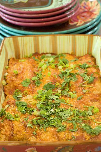 Simple, Perfect Enchiladas | Recipe | Homemade enchiladas ...