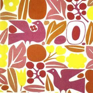 Alexander Girard textile design