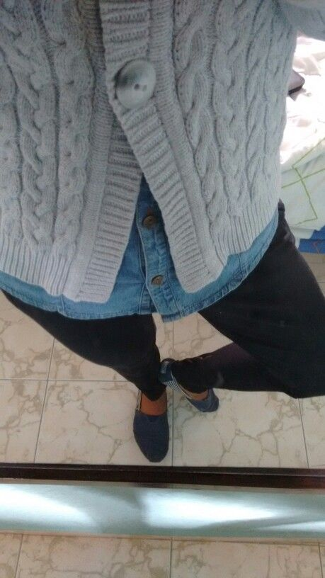 Love my #blue #outfit