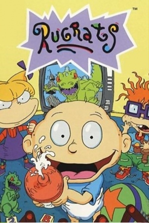 Back in the day, as soon as the Rugrats intro would start=immediate good mood. :)