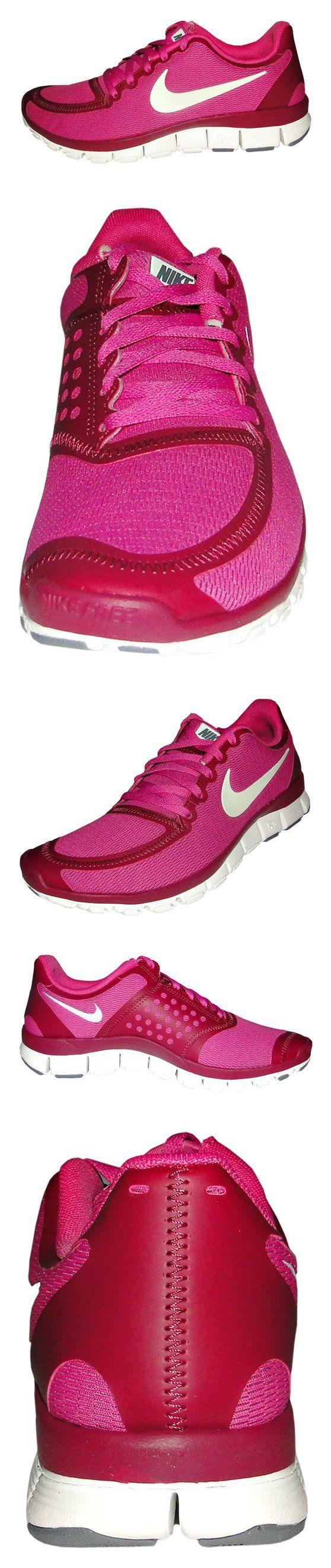 Calzado de endorfina para mujer, rosa / negro, 10 M US