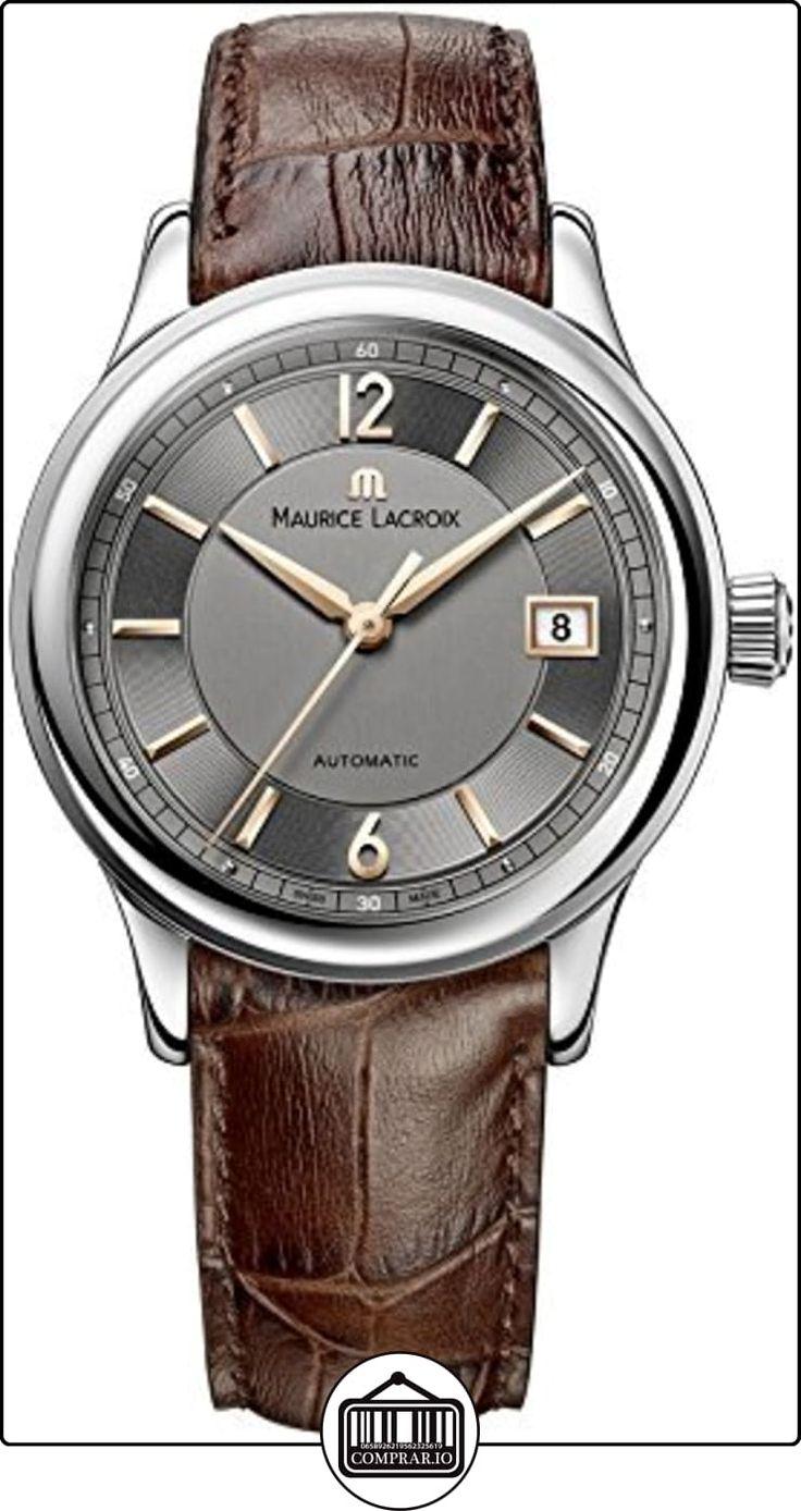 Reloj MAURICE LACROIX LES CLASSIQUES de hombre LC6027-SS001-321 con movimiento suizo  ✿ Relojes para hombre - (Lujo) ✿