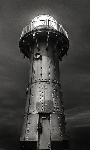 Lighthouse, Ulladulla, Australia.