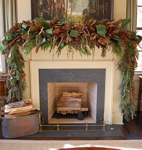 44 Best Images About Fireplace Mantle Decor On Pinterest