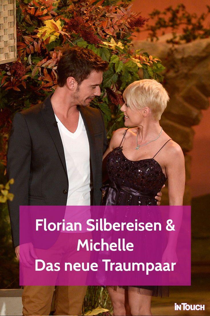 Florian Silbereisen Michelle Ja Es Ist Wahr Sie Sind Das Neue Traumpaar Florian Silbereisen Silbereisen Florian