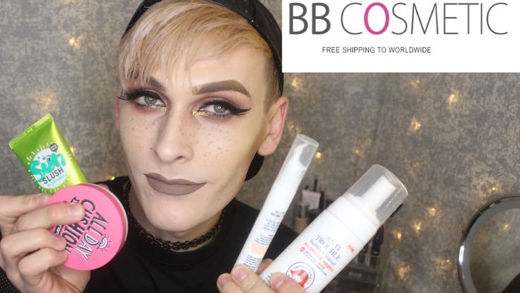 BB Cosmetic Review - Asian Makeup! • WILL DOUGHTY