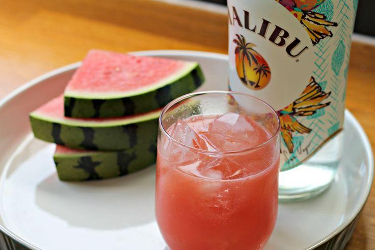 Spiked Watermelon Agua Fresca. So good...