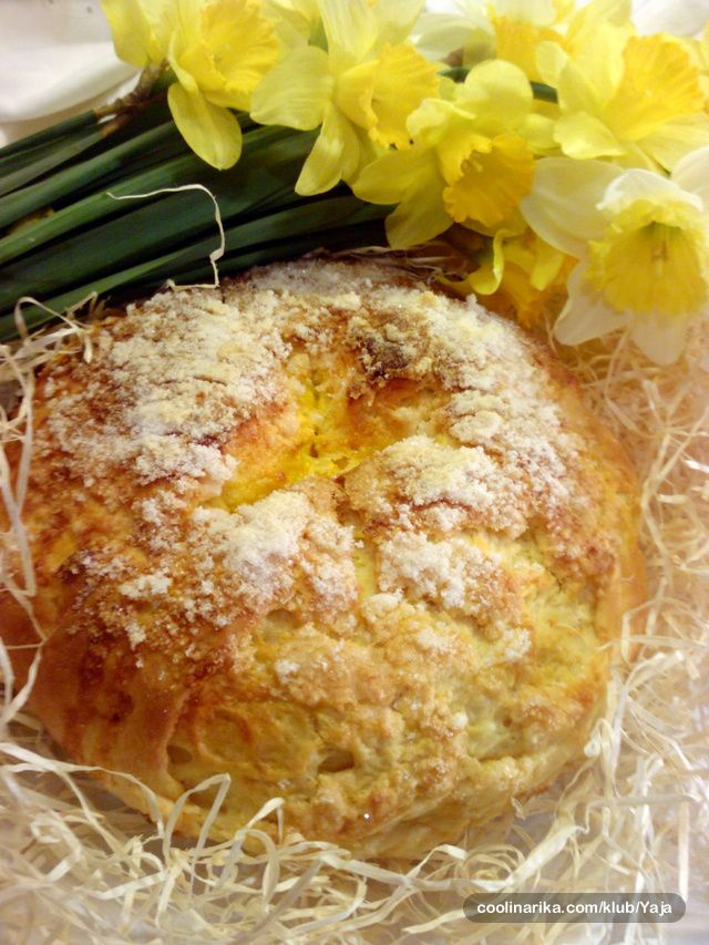 Za ovo mirisno zlato uskršnjeg stola vjerujem da svi imate svoje recepte, evo jedan moj, uživajte!