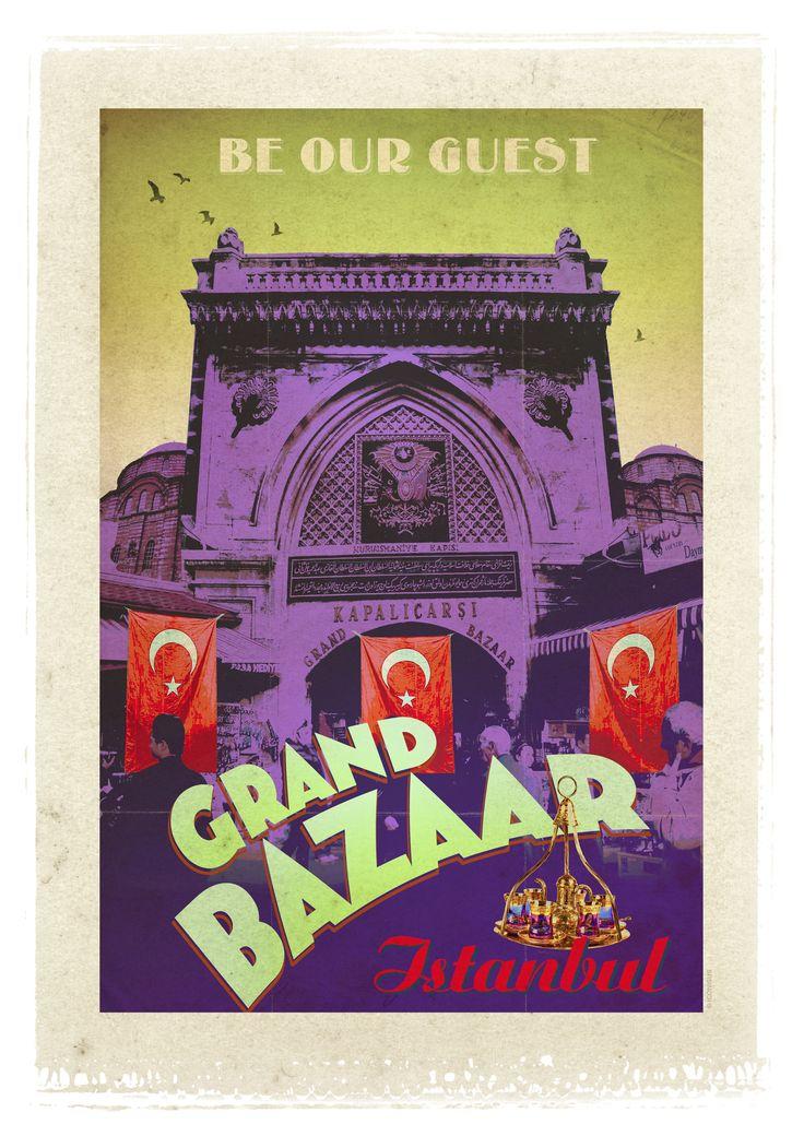 The Grand Bazaar has over 3,000 stores.