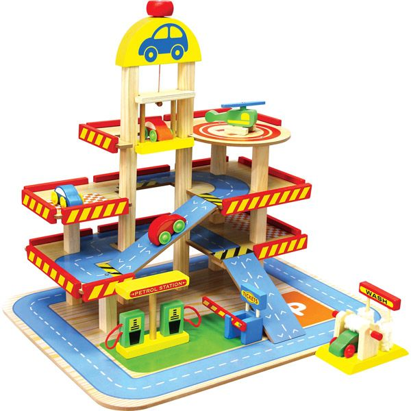 329 best Lövé  Kids Toys images on Pinterest Wooden toys - Montage D Un Garage En Bois