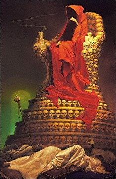 The Dark Tower: The Crimson King by Michael Whelan