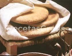 Receta de tortilla de rescoldo