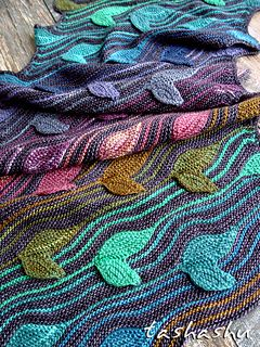 Snood Forest witch pattern by Svetlana Gordon