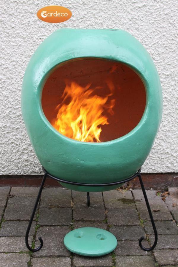 The 25 best chiminea ideas on pinterest chiminea fire for Mexican chiminea