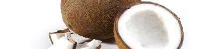 Kokosfett für die Gesundheit