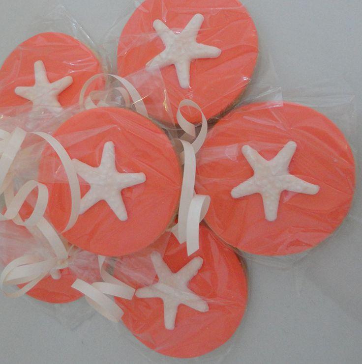 Starfish Cookies , Estrellas de Mar en Galletas ...