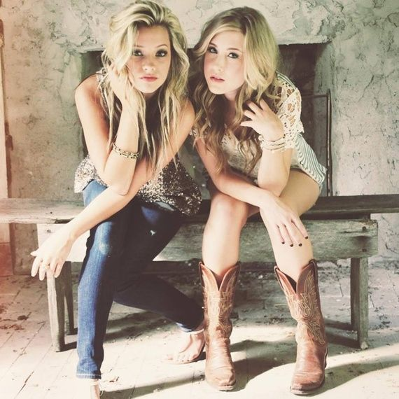 """Girl in a Country Song"" by Maddie & Tae, been hearing it on the radio and i cannot wait for the official release! Ive felt this way about these kinds of songs for years! It's about time. :-) it's just too bad i didn't come up with it! Such clever lyrics. :-D"