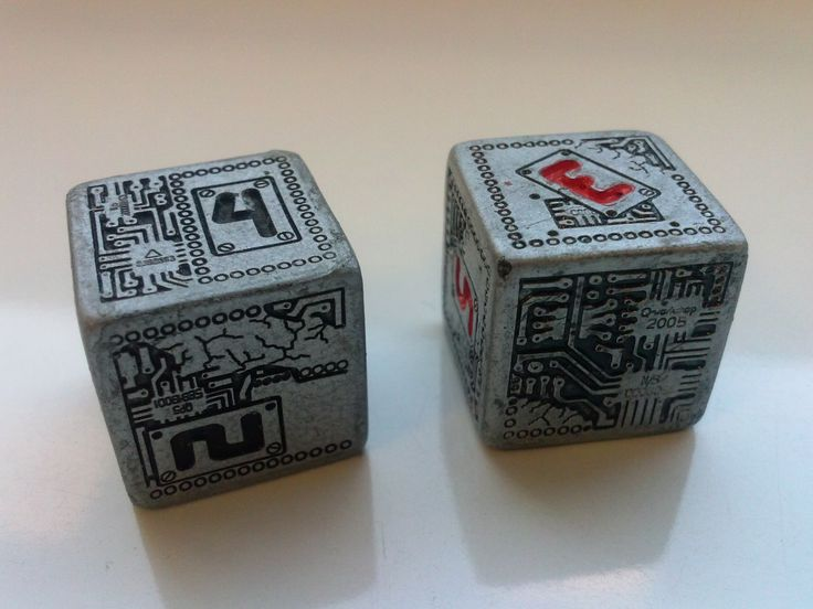 Chip dice - from 2005!