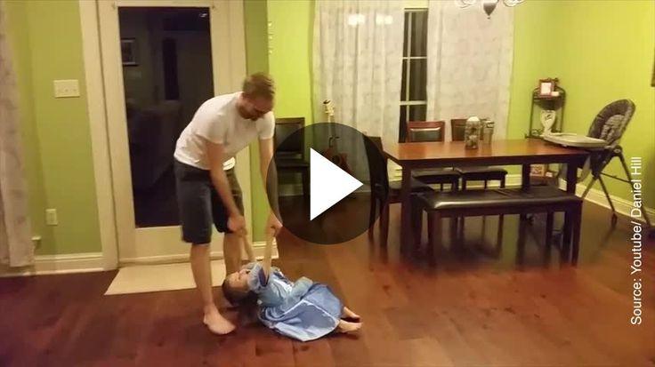 Regardez ce papa et sa fille danser... - aufeminin