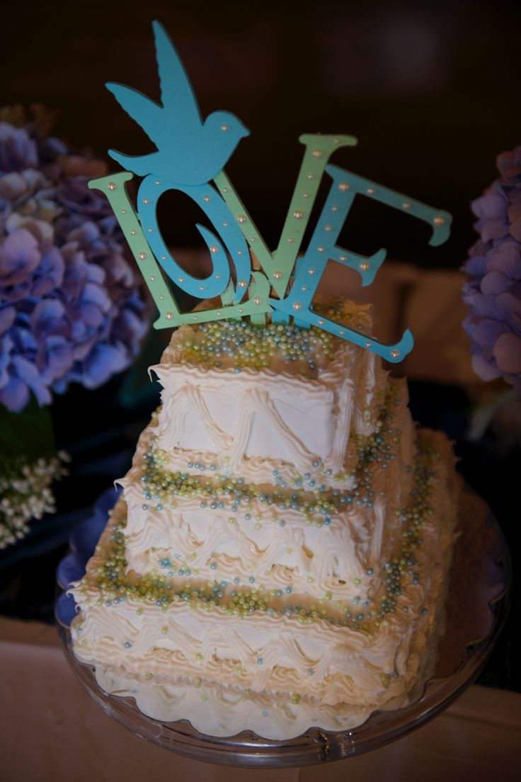 Cake - Barn Wedding