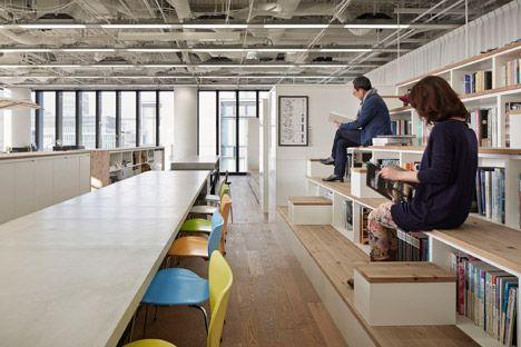 Osaka office by Nikken Space Design