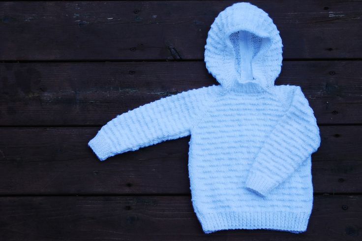 Ravelry Back Zipper Hooded Baby Sweater Pattern By Mary