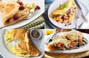 If you love omelettes as much as we do you're going to love this round-up of our favourite omelette fillings. From sweet to savoury, we've got lots to choose from for breakfast, lunch or even dinner.Some of our favourite fillings include smoked salmon, herb-infused sausages and roasted veggies too.Omelettes are such quick and easy meals to whip up and a great way of using up leftovers too. Click through to see our quick and easy omelette fillings...