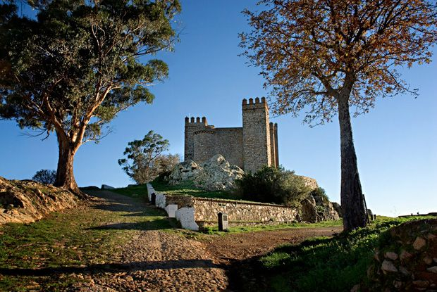 La Ruta de los Castillos de Huelva, desde Puerto Antilla Grand Hotel