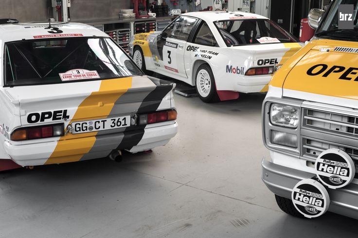Opel Manta 400 Gruppe B | Flickr - Photo Sharing!